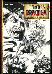 "Tomb of Dracula ""Gene Colan Artist Edition"" Hardcover (2017) First Printing"