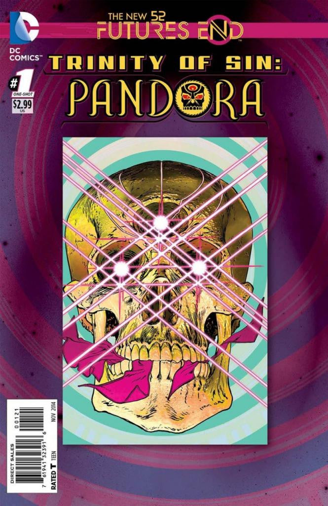 Trinity of Sin: Pandora: Future's End (2014 One-Shot) #1 (Regular Cover - Guillem March)