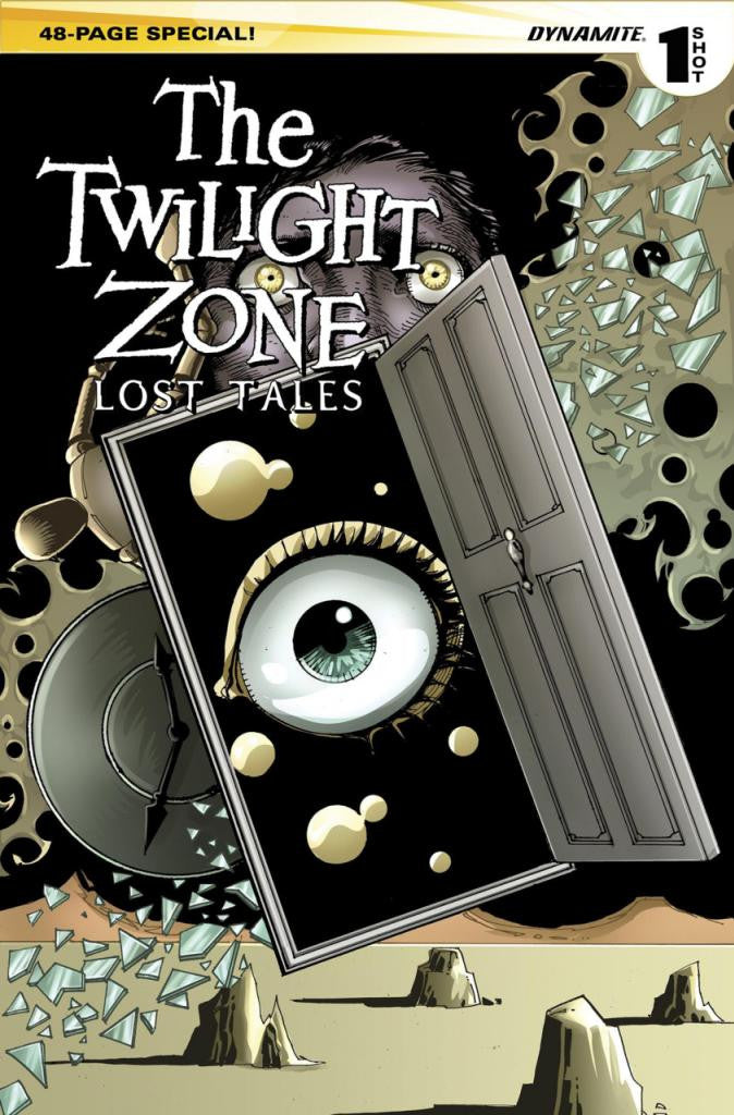 Twilight Zone Special: Lost Tales (2014 One-Shot) #1