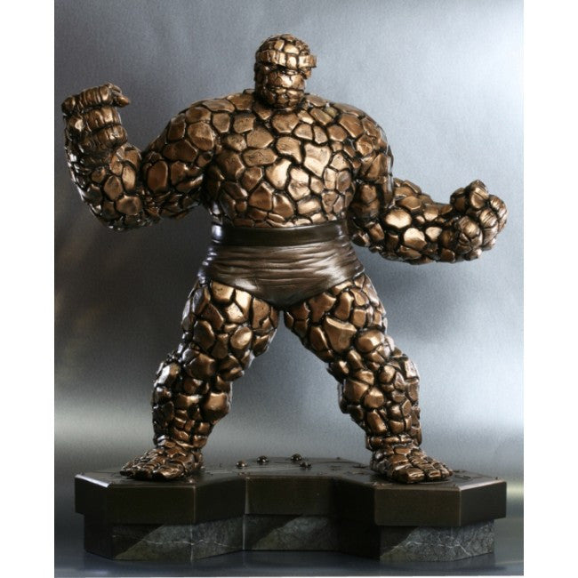 Fantastic Four – The Thing (Ben Grimm) – Full-Size Statue (Variant Faux Bronze Version) (Bowen Website Exclusive)