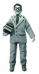 "Twilight Zone (TV) – Series 4 – Henry Bemis 8"" Figure from ""Time Enough at Last"""