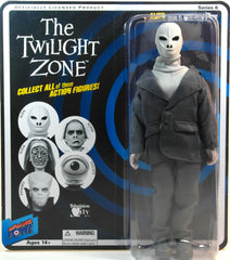 "Twilight Zone (TV) – Series 6 – Alien 8"" Figure from ""Hocus-Pocus and Frisby"""