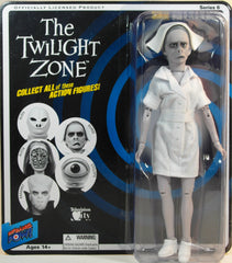 "Twilight Zone (TV) – Series 6 – Nurse 7"" Figure from ""The Eye of the Beholder"""