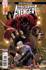 Uncanny Avengers (2015 series) #26-30 [SET] — Unity Volume 05: The Cannonball Run