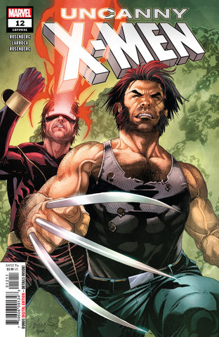 Uncanny X-Men (2018 Series) #12 (Regular Cover - Salvador Larroca)