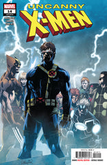X-Men (2018 series) #11-16 [SET] — Cyclops and Wolverine Volume 01: This is Forever (All Regular Covers)