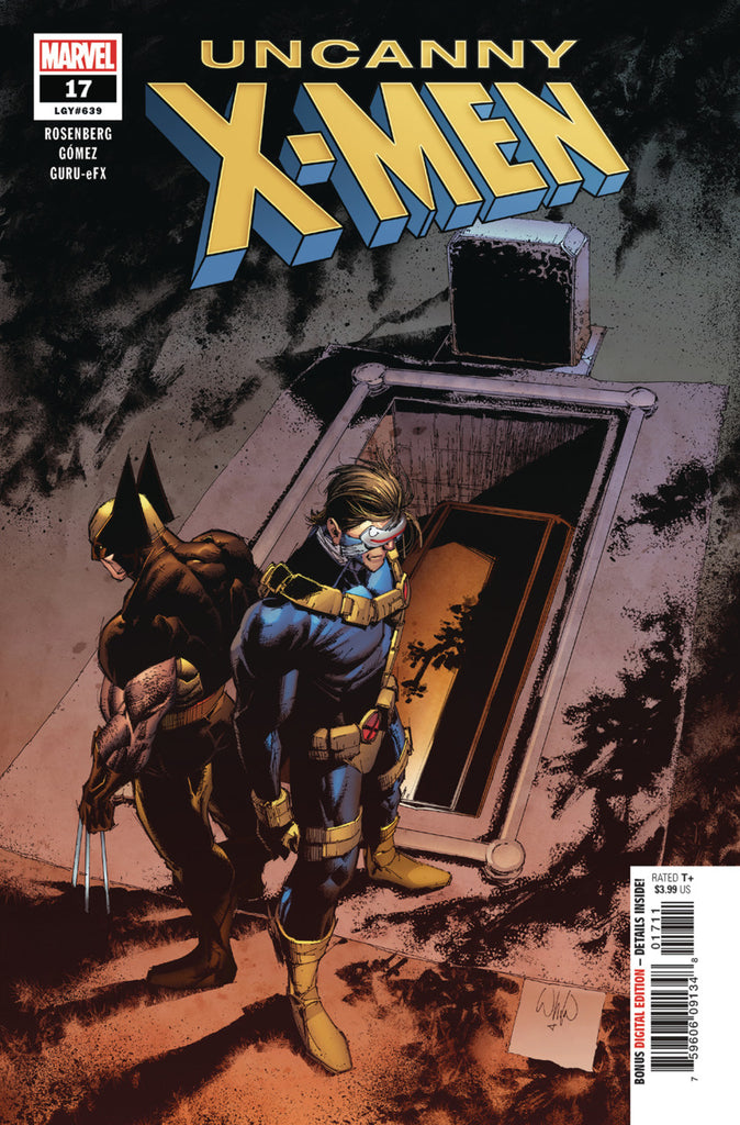 X-Men (2018 series) #17-22 [SET] — Cyclops and Wolverine Volume 02: We Always Have Been (All Regular Covers)