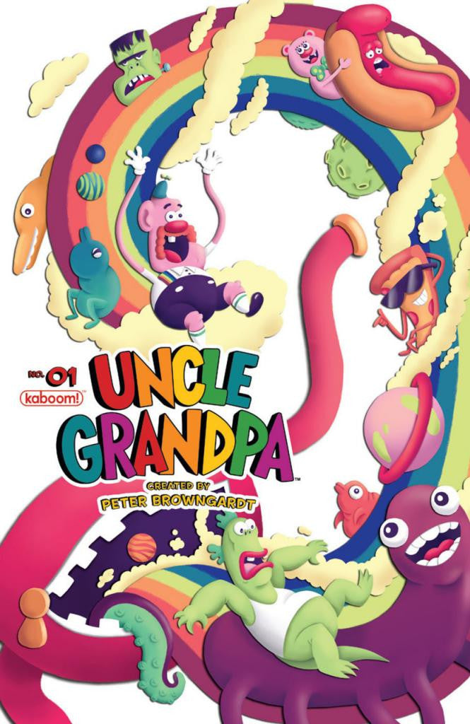 "Uncle Grandpa (2014 Series) #1 (Variant ""B"" Cover - Cory Fuller)"