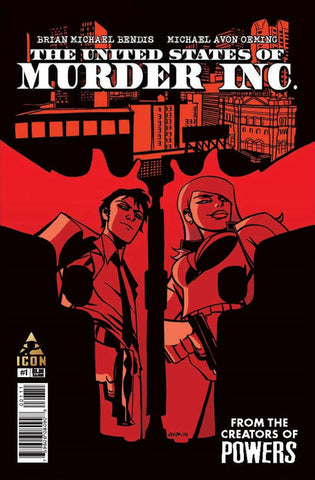 United States of Murder (2014 mini-series) #1-6 [SET] — Truth (All Regular Covers)