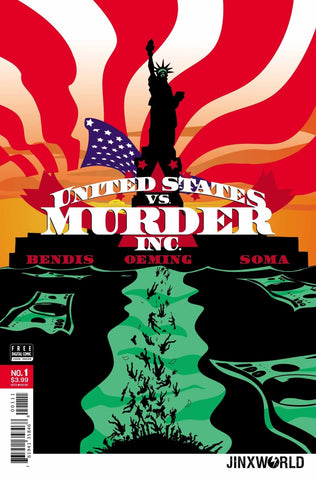 United States of Murder, Inc. (2018 mini-series) #1-6 [SET] — Volume 02: United States VS. Murder, Inc.
