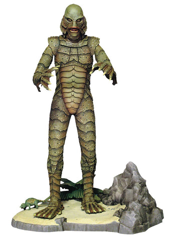 Universal Monsters Plastic Model Kit – Creature from the Black Lagoon (Film) – The Creature from the Black Lagoon 1/8 Scale Plastic Assembly Kit