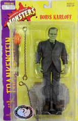 "Universal Monsters – Sideshow Classics Edition – Series 1 – Frankenstein (Film) – Boris Karloff as the Monster 8"" Figure"