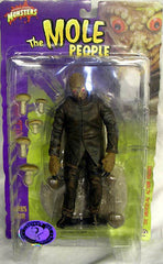 "Universal Monsters – Sideshow Classics Edition – Series 4 – Mole People (Film) – Bob Herron as The Mole Man 8"" Figure"