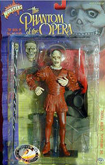 "Universal Monsters – Sideshow Classics Edition – Series 5 – Phantom of the Opera (Film) – Lon Chaney as Red Death 8"" Figure"