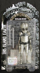 "Universal Monsters – Silver Screen Edition – Series 3 – This Island Earth (Film) – Regis Parton as the Metaluna Mutant Black & White 8"" Figure"