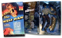 "Universal Monsters – Collector's 12"" Figure Series – Wolf-Man (Film) – Lon Chaney Jr. as The Wolf Man 12"" Figure"