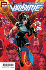 Valkyrie; Jane Foster (2019 series) #01-5 [SET] — Volume 01: The Sacred and the Profane (All Regular Covers)