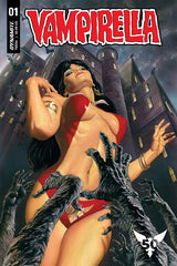 "Vampirella (2019 series) #01-6 + FCBD 2019 [SET] — Volume 05, Book 01:  The Seduction of the Innocent (All Variant ""B"" Covers)"