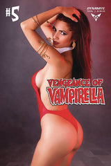 Vengeance of Vampirella (2019 series) #01-5 [SET] — Volume 02: Rebirth (All Variant Cosplay Covers)