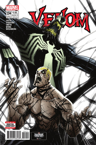 Venom (2016 series) #154-158 [SET] — Volume 03: Lethal Protector; Blood in the Water