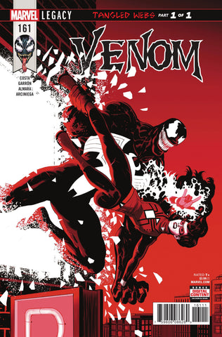 Venom (2016 series) #161 + #164-165 [SET] — Volume 04: The Nativity
