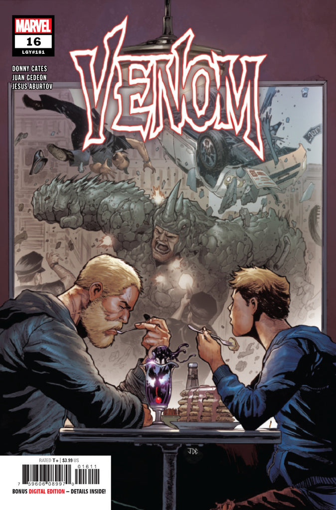 Venom (2018 series) #16 (Regular Cover - Joshua Cassara)