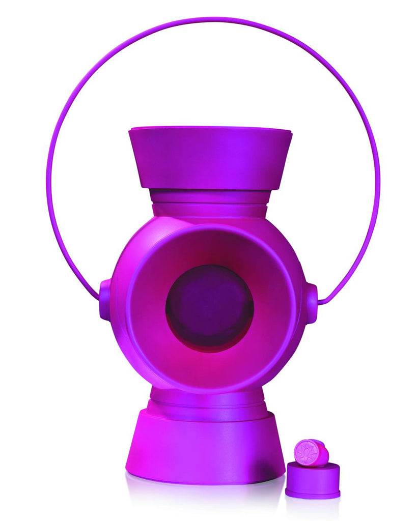 Violet Lantern 1:1 Scale Power Battery & Ring Prop (2014)