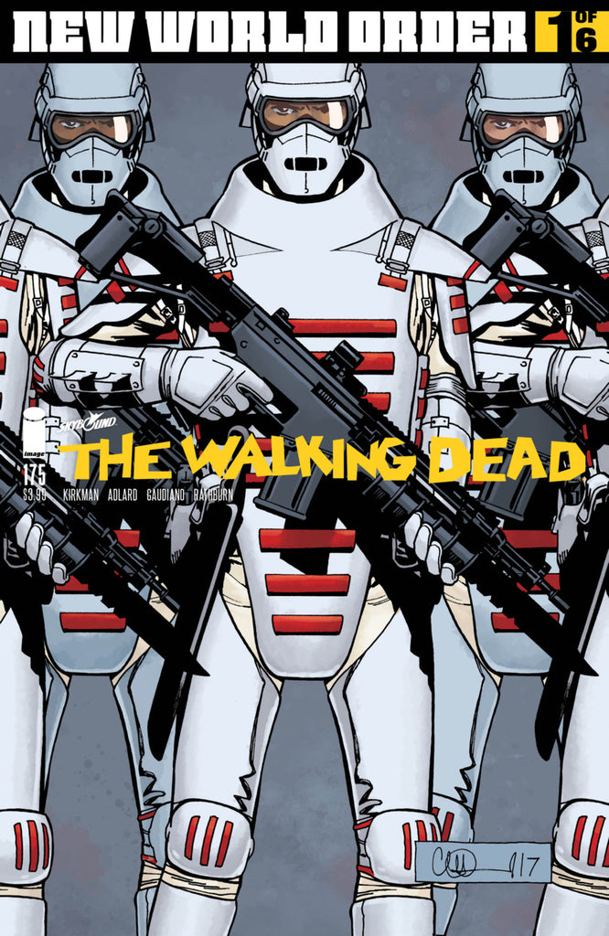 "Walking Dead (2003 Series) #175 (Regular ""A"" Cover - Charlie Adlard)"