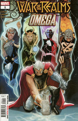 War of the Realms (2019 mini-series) #1 (A Multi-Title Crossover) [SET] — The Last Realm Standing (All Regular Covers)