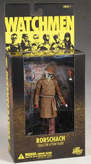 "Watchmen (Film) – Series 1 – Rorschach 6"" Figure"