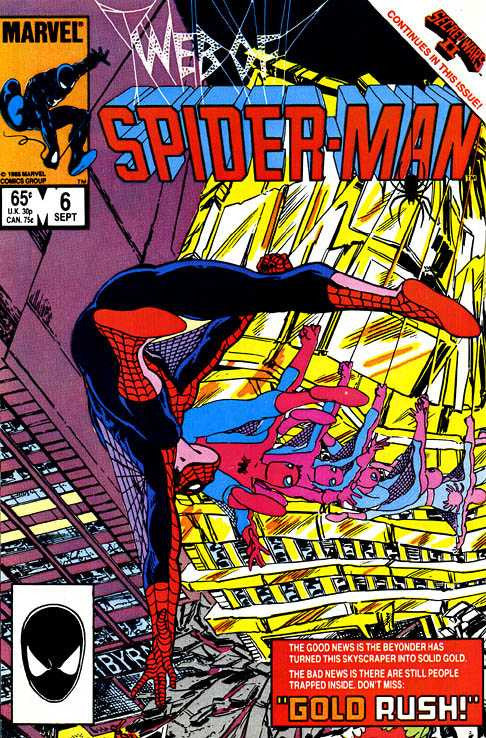 spider man 1963 series 267 a multi title crossover set the