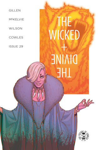"Wicked + Divine (2014 series) #29-33 [SET] — Volume 06: Imperial Phase (II) (All Regular ""A"" Covers)"