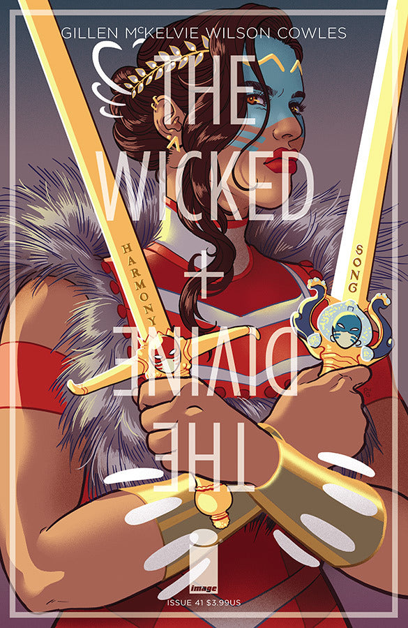 "Wicked + The Divine (2014 series) #41 (Variant ""B"" Artist Cover - Claire Roe)"