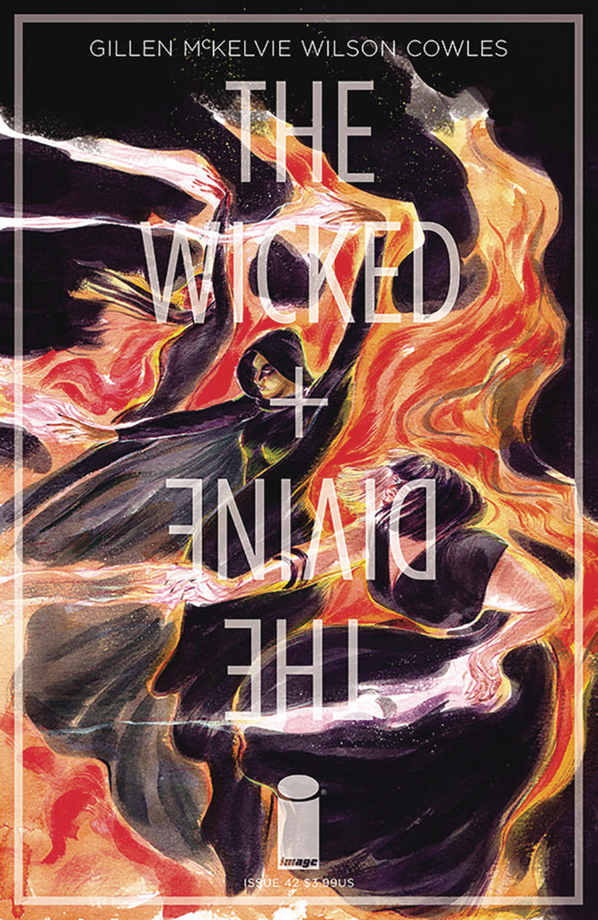 "Wicked + The Divine (2014 series) #42 (Variant ""B"" Cover - Vanesa R. Del Rey)"