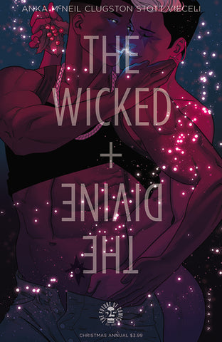 "Wicked + Divine (2014 Series) Christmas Annual #1 (Variant ""B"" Cover - Kris Anka)"
