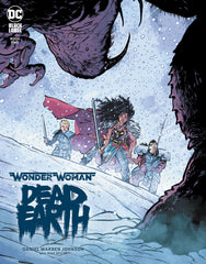 Wonder Woman (2019 mini-series) #1-4 [SET] — Dead Earth (All Regular Covers)