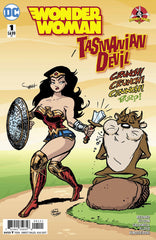 DC Comics Meets Looney Tunes (2017 One-Shots) #1 (A Multi-Title Crossover) [SET] — Volume 01:  Crossing Over (All Variant Covers)