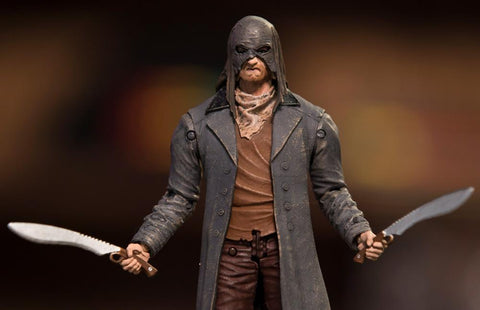 "Walking Dead – Skybound Exclusive Series – Beta 6"" Figure (Regular Version - Color) (NYCC 2017 Exclusive)"