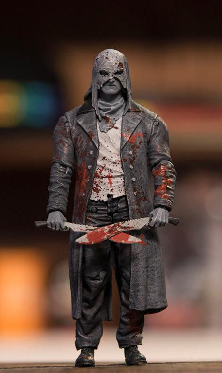 "Walking Dead – Skybound Exclusive Series – Beta 6"" Figure (Variant Version - ""Bloody"" B&W) (NYCC 2017 Exclusive)"