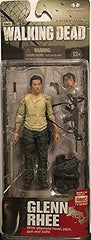 "Walking Dead (TV) – Series 5 – Glenn Rhee 6"" Figure with Alternate Head"
