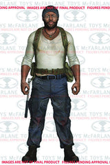 "Walking Dead (TV) – Series 5 – Tyreese 6"" Figure with Hammer"