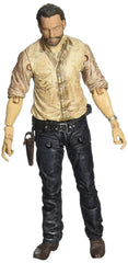 "Walking Dead (TV) – Series 6 – Rick Grimes 6"" Figure with Weapons"