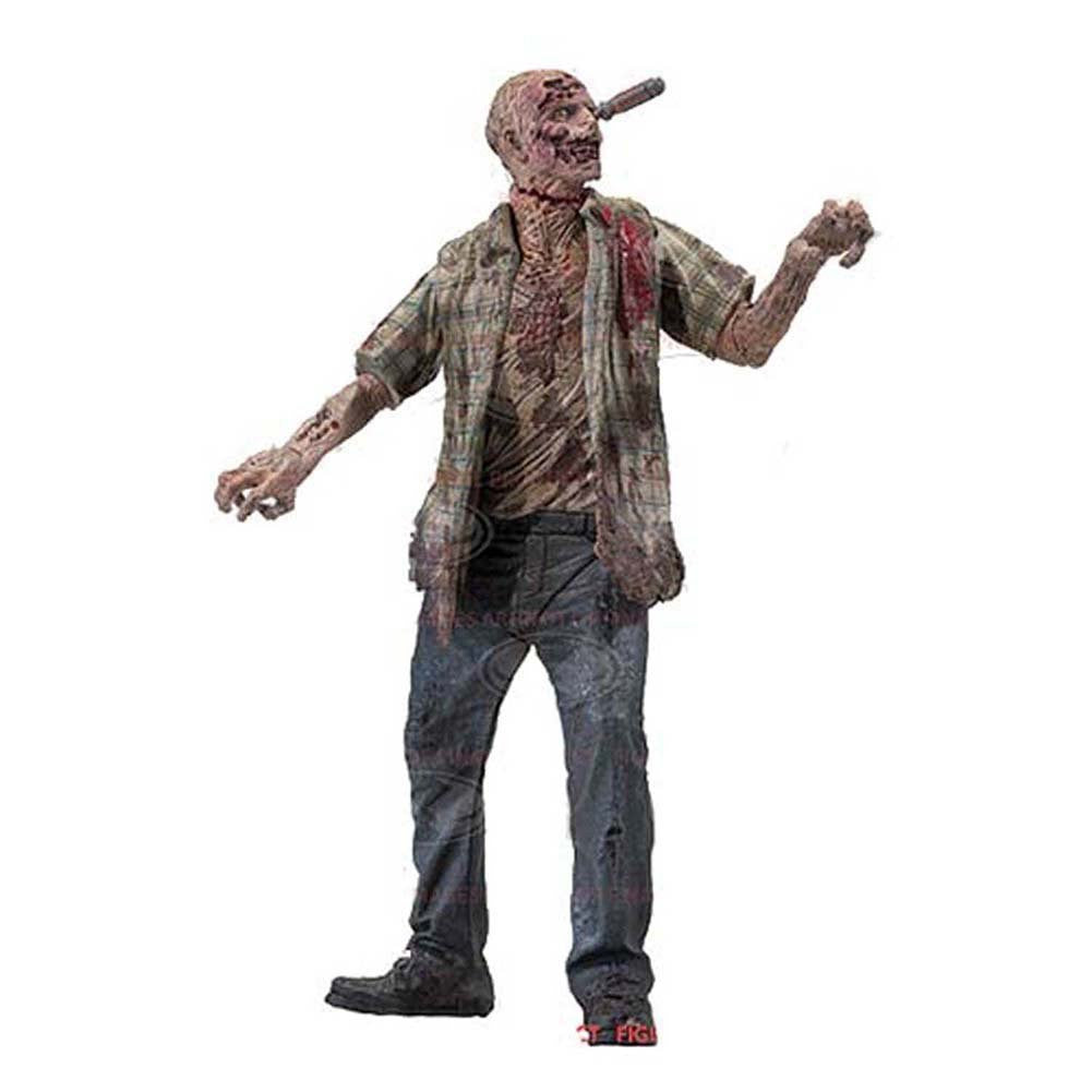 "Walking Dead (TV) – Series 6 – RV Zombie 6"" Figure with Screwdriver"