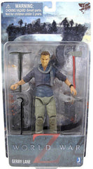 "World War Z (Film) – Series 1 – Gerry Lane 6"" Figure"
