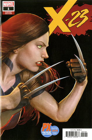 X-23 (2018 series) #1 (Variant SDCC 2018 Cover - Mike Choi)