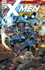 X-Men: Gold (2017 series) #13 (A Multi-Title Crossover) [SET] — Volume 03: Mojo Worldwide