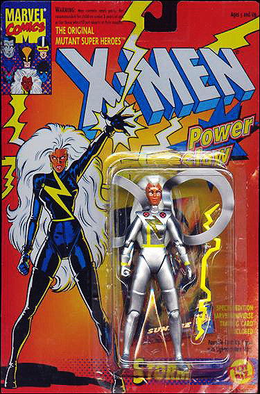 "X-Men – Series 3 – Storm Power Glow 5"" Figure"