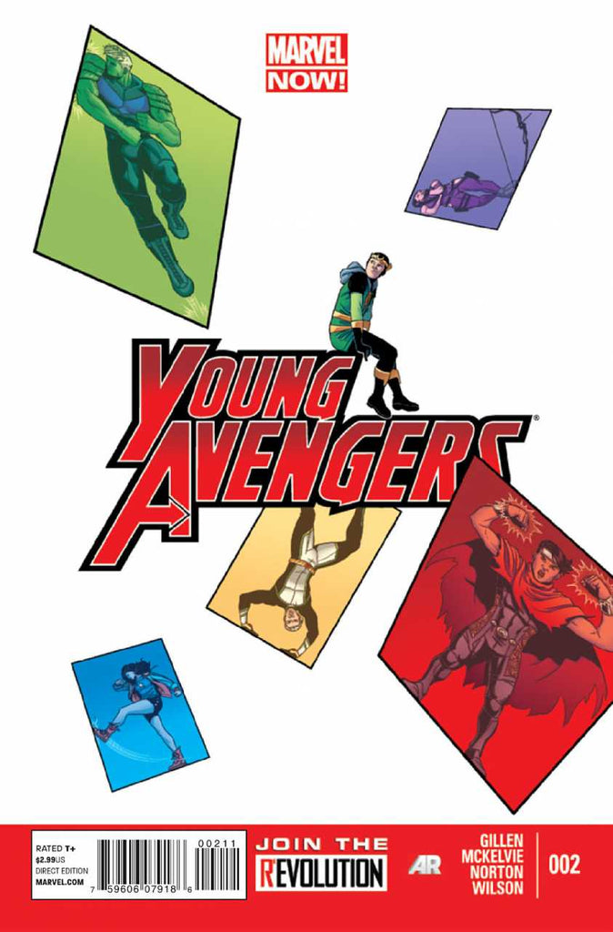 Young Avengers (2012 Series) #2
