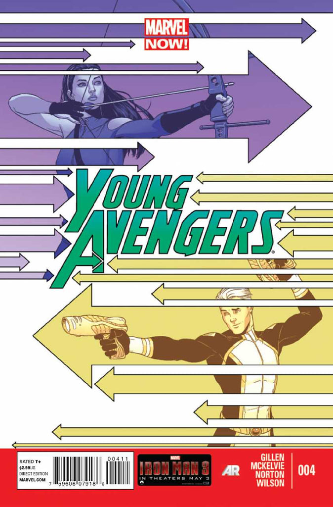 Young Avengers (2012 Series) #4