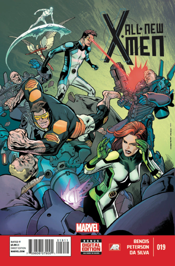 All-New X-Men (2012 Series) #19